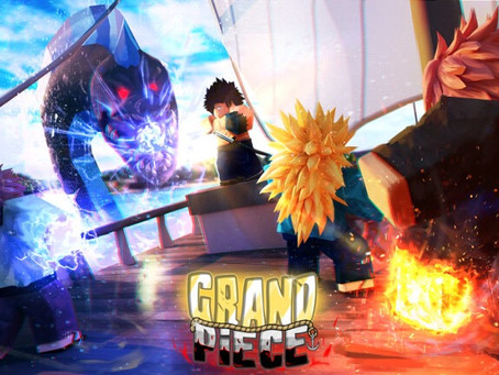 Roblox Grand Piece Online Codes - May 2021