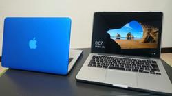 MacBookカスタマイズ