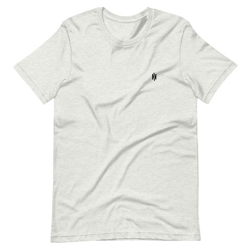 Embroidered Logo T-Shirt White