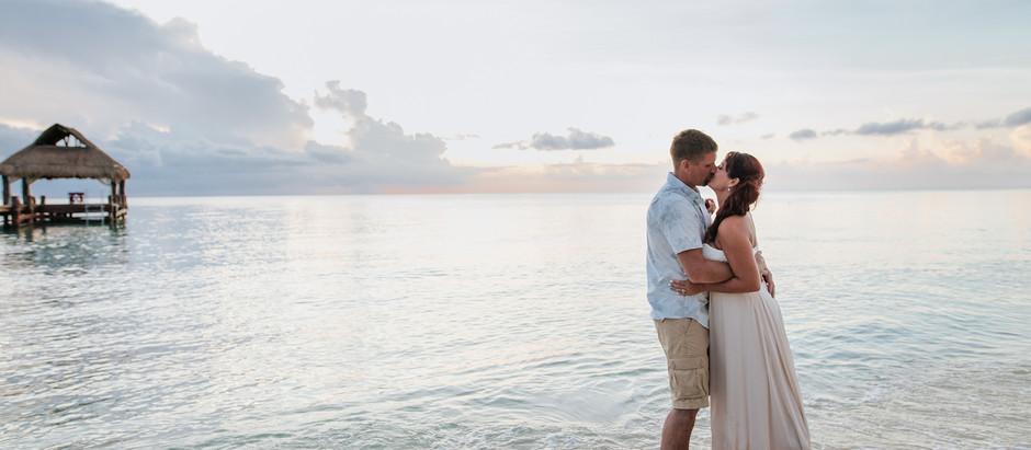 Heather & Dan - Destination Wedding in Mexico