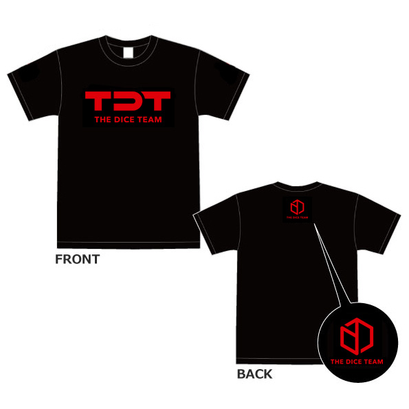 TDT T-shirt(Red)