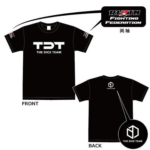 TDT × RIZIN コラボTシャツ