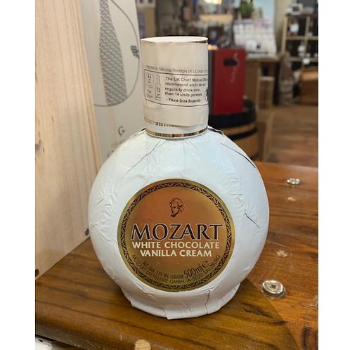 Mozart White Chocolate Cream Liqueur - Vanilla