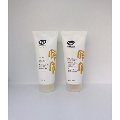 Green People - Organic Cleanse Duo