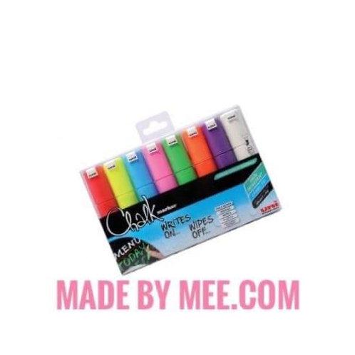 Chalk Pen set