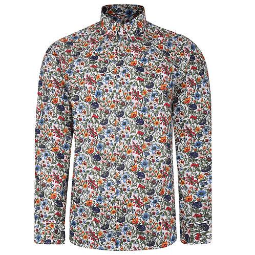 Supersoft cotton wildflower shirt
