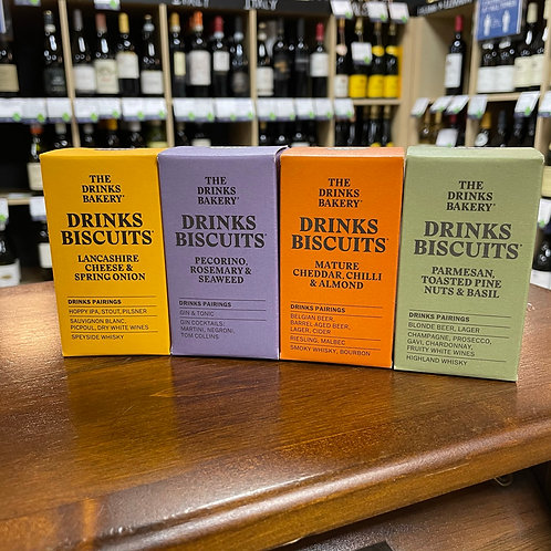 Drinks Biscuits