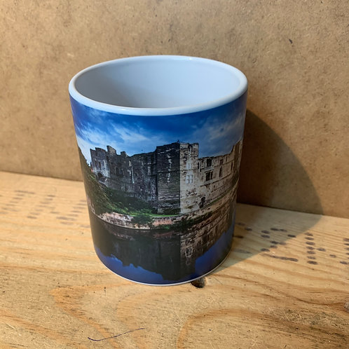 EXCLUSIVE to The Fuji Shop - Newark Castle Photo Mug