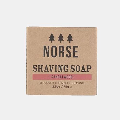 Norse - Shaving Soap - Sandalwood