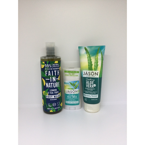 Faith In Nature and Jason - Fresh Bodycare Collection