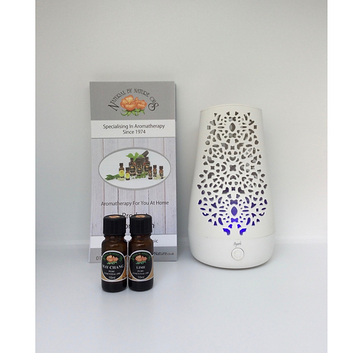 Natural By Nature Oils - Home Aromatherapy Set