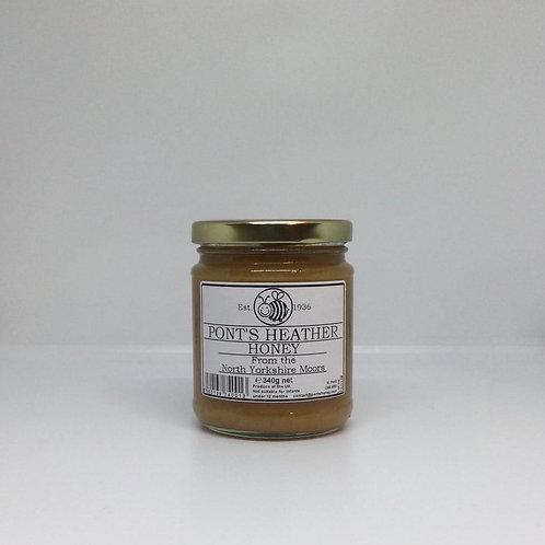 Local Honey - Heather