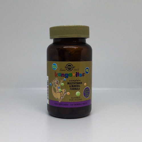 Kangavites - Multivitamin and Mineral formula for children.