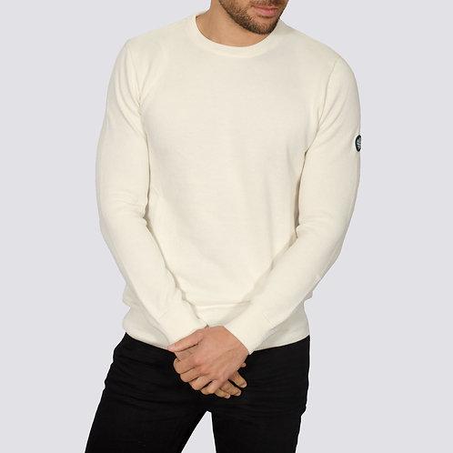Montana knitted long sleeved - Ecru