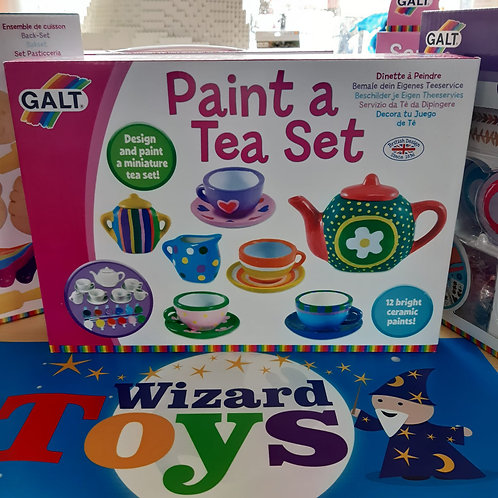 Paint a Tea Set - GALT