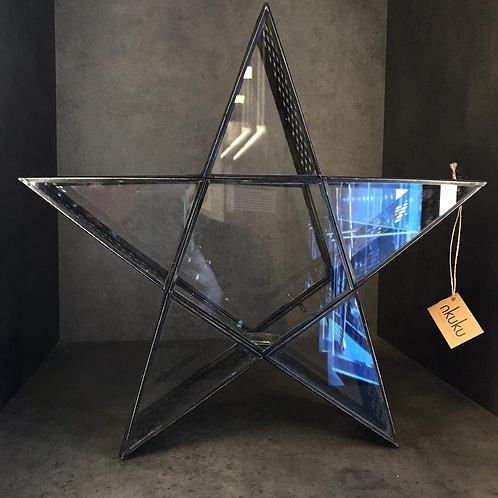 Baka Standing Star - Antique Black - Large
