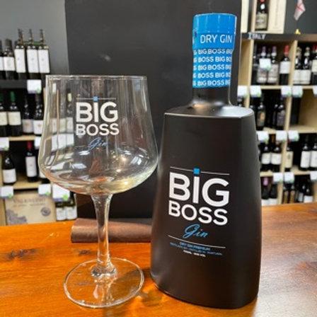 Big Boss Gin Set