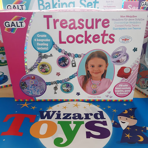 Treasure Lockets - GALT