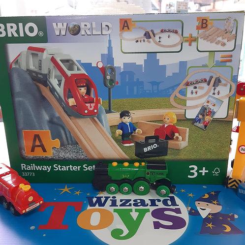 Brio - Railway Starter Set