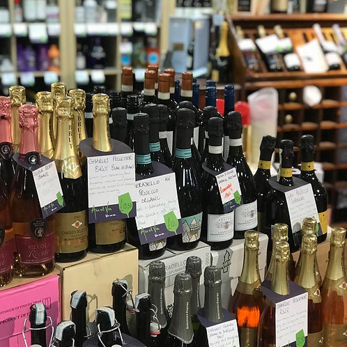 The Lockdown Wine List - SPARKLING WINES