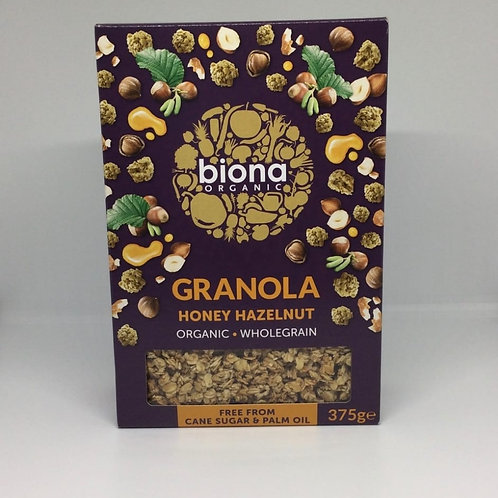 Granola - Honey Hazelnut