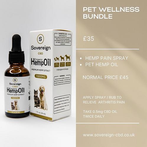 Sovereign Pet Wellness Bundle
