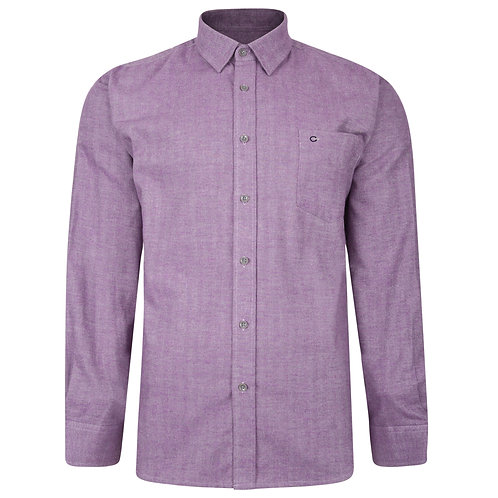 Supersoft cotton shirt Lilac