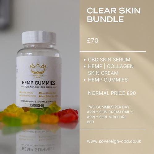 Sovereign Clear Skin Bundle