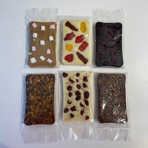 Luxury Handmade Chocolate Slab - Various Flavours