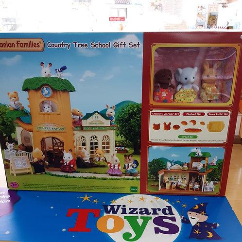 Sylvanian Families - Country Tree School Gift Set