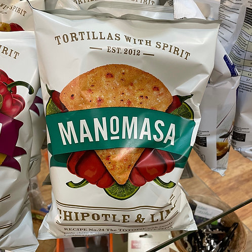 Manomasa - Chipotle & Lime