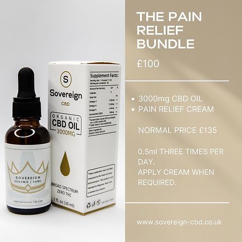 Sovereign Pain Relief Bundle