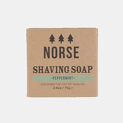 Norse - Shaving Soap - Peppermint
