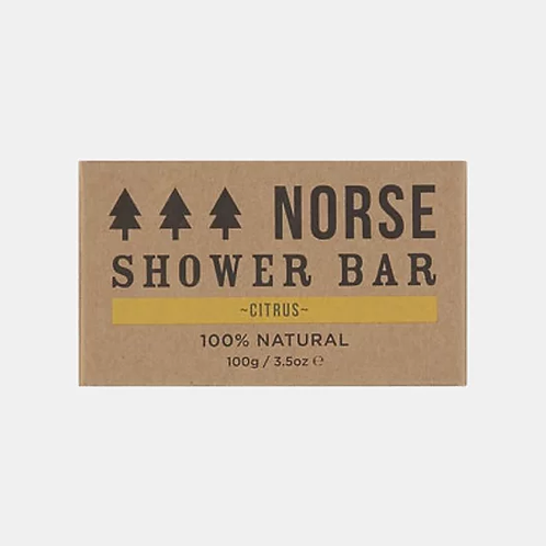 Norse - Shower Bar - Citrus