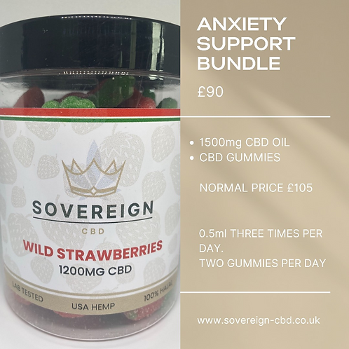 Sovereign Anxiety Support Bundle