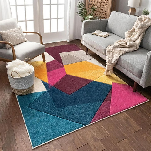 Well Woven - Ruby Holiday Rug