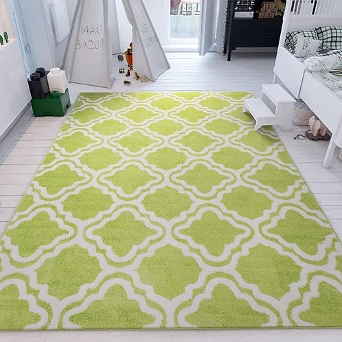 Calipso Green Rug