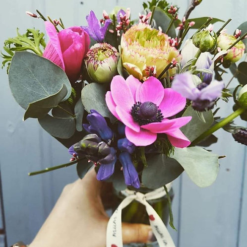 The Flower Fairy - Jam Jar Posie
