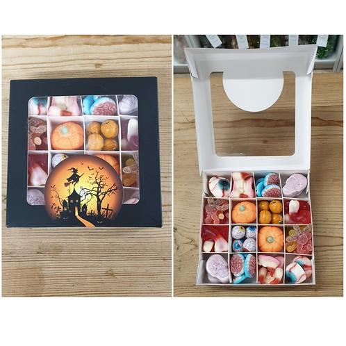 Halloween pick n mix selection box