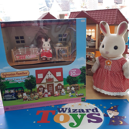 Sylvanian Families - Red Roof Cosy Cottage