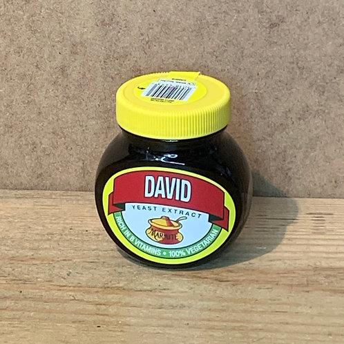 Classic Marmite Jar  - Personalised