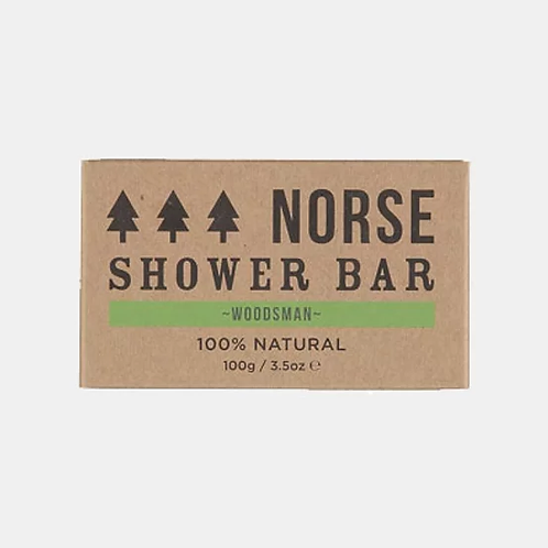Norse - Shower Bar - Woodsman