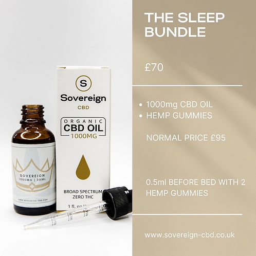 Sovereign Sleep Bundle