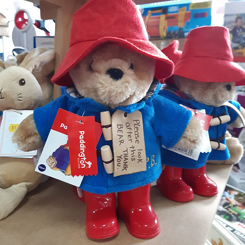 Paddington Bear with Boots