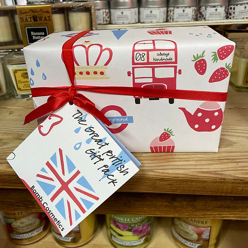 The Great British Gift Box