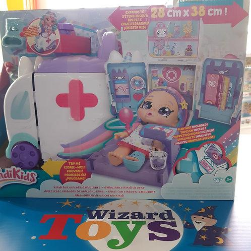 Kindi Kids Fun Unicorn Ambulance