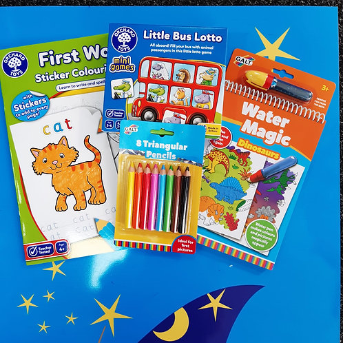 Busy Bees Activity Set Bundle