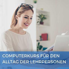 Computerkurs für Lehrpersonen