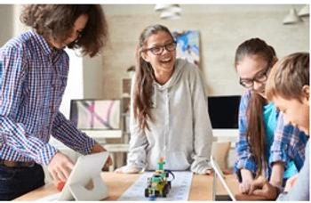 Programmieren und Robotik Smart Generati