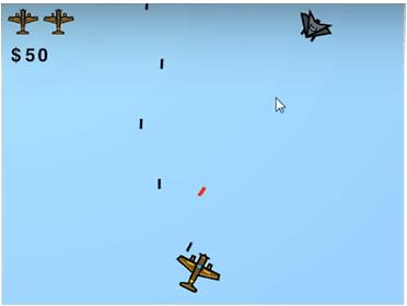 Flight Game Scratch by Smart Generation